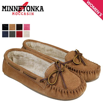 «Booking products» «11 / 6 days will be in stock» Minnetonka MINNETONKA Carey Suede Slippers CALLY SUEDE SLIPPER suede Womens