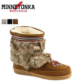 ミネトンカ MINNETONKA マクラックロー ブーツ MUKLUK LOW BOOTS レディース