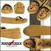 Minnetonka MINNETONKA Thunderbird soft sole moccasins THUNDERBIRD SOFTSOLE MOC suede women's suede
