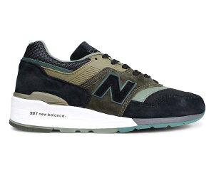 ニューバランスnewbalance997スニーカーメンズDワイズMADEINUSAブラック黒M997PAA[3/11新入荷]