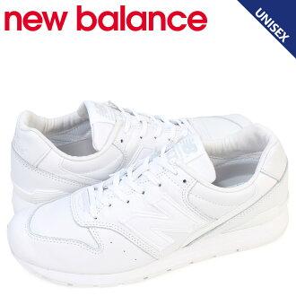 新平衡996男子的女子的new balance運動鞋MRL996EW D懷斯鞋白[4/17新進貨]