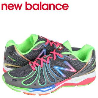 紐巴倫890女子的男子的new balance運動鞋W890RB3 B懷斯灰色