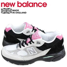 d8e07358356ef ニューバランス new balance 991.9 スニーカー メンズ Dワイズ MADE IN UK ホワイト 白 M9919FR