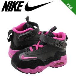 耐吉NIKE空氣格裏費最大嬰兒小孩AIR GRIFFEY MAX 1 TD 552985-006鞋黑色