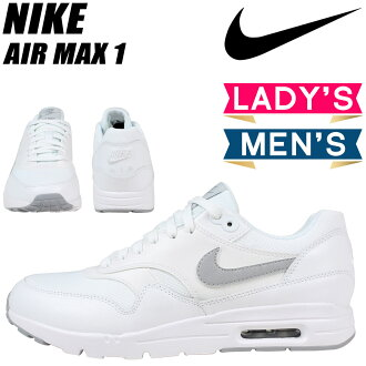 sports shoes 0e41a 6af8d Nike NIKE Air Max 1 essential Lady s sneakers WMNS AIR MAX 1 ULTRA  ESSENTIALS 704,993-102 men s white