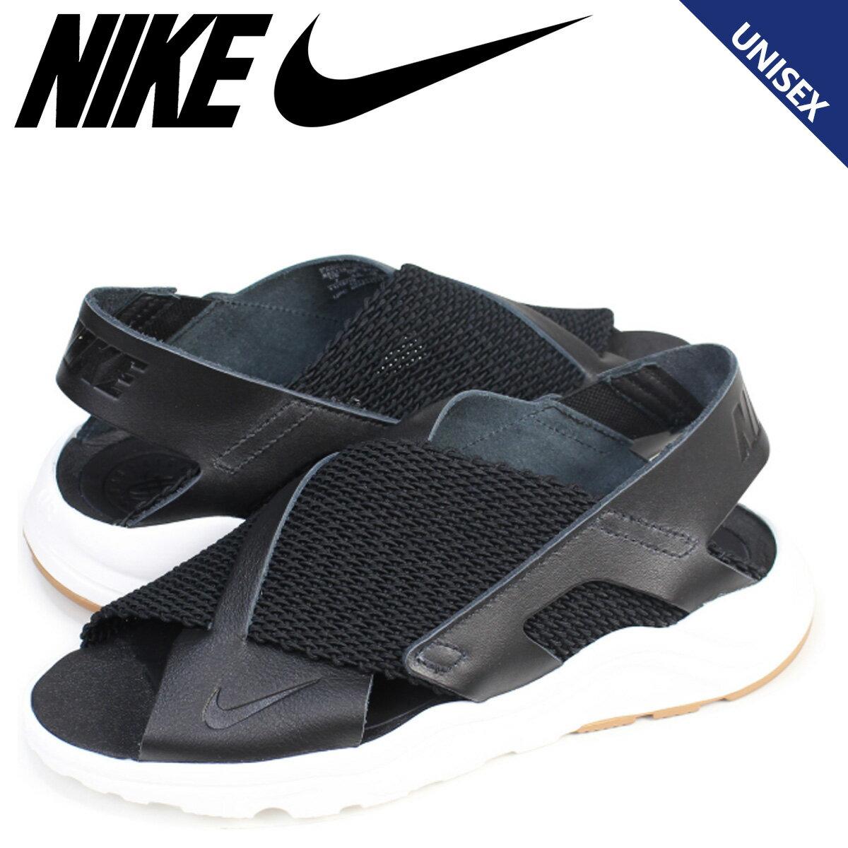 ナイキ NIKE エア ハラチ ウルトラ レディース メンズ サンダル W AIR HUARACHE ULTRA 885118-001 靴 ブラック