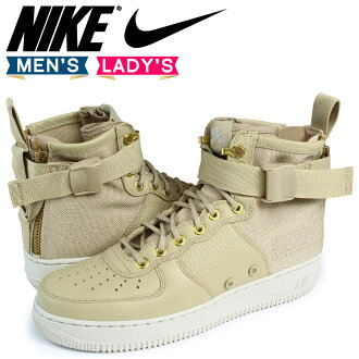 Nike NIKE air force 1 special field sneakers WMNS SPECIAL FIELD AIR FORCE 1 MID AA3966-200 SF AF1 men gap Dis shoes beige