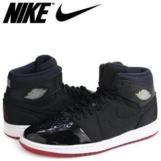 耐吉NIKE空氣喬丹1重新流行運動鞋人AIR JORDAN 1 RETRO 95 TXT 616369-001黑色[預訂商品3/15左右打算進貨新入貨物]