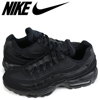 NIKE AIR MAX 95 Kie Ney AMAX 95 premium sneakers men 609,048-092 black [load planned Shinnyu load in reservation product 11/5 containing]