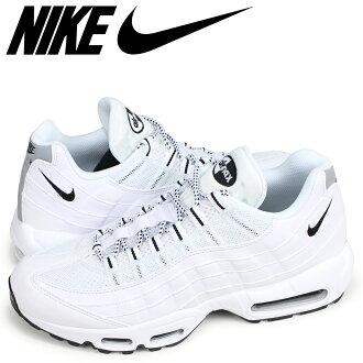 Nike NIKE Air Max 95 sneakers men AIR MAX 95 609,048-109 white [9/25 Shinnyu load]
