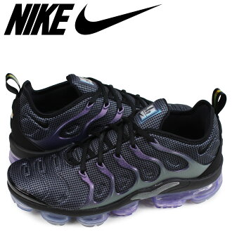 NIKE AIR VAPORMAX PLUS Nike air vapor max plus sneakers men black 924,453-014 [load planned Shinnyu load in reservation product 1/22 containing]