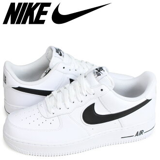 NIKE AIR FORCE 1 07 3 Nike air force 1 men's sneakers white AO2423-101 [load planned Shinnyu load in reservation product 1/30 containing]