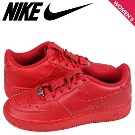 best service 9f6cf f5a95 NIKE AIR FORCE 1 LOW GS INDEPENDENCE DAY PACK ナイキ エアフォース1 スニーカー レディース レッド
