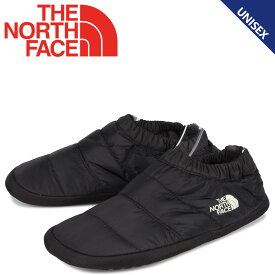 ノースフェイス THE NORTH FACE スリッポン モックシューズ ルームシューズ トラバース コンパクト モック メンズ レディース TRAVERSE COMPACT MOC ブラック 黒 NF51993