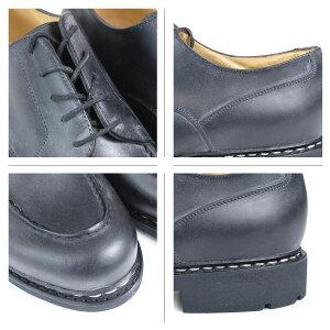 パラブーツシャンボードPARABOOTCHAMBORDシューズチロリアンシューズ710709メンズ靴ブラック[11/28新入荷]