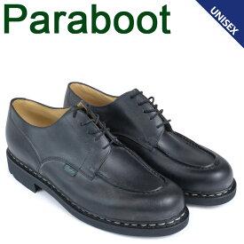 パラブーツ PARABOOT シャンボード CHAMBORD シューズ チロリアンシューズ 710709 メンズ レディース ブラック [4/7 追加入荷]