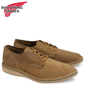 huge selection of 9acb1 6ba3f レッドウィング RED WING ブーツ オックスフォード 3302 WEEKENDER OXFORD Dワイズ メンズ