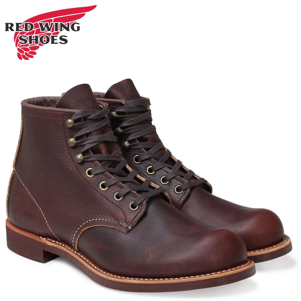 レッドウィング RED WING ブーツ アイリッシュセッター BLACKSMITH ROUND TOE アイリッシュセッターブーツ Dワイズ 3340 メンズ