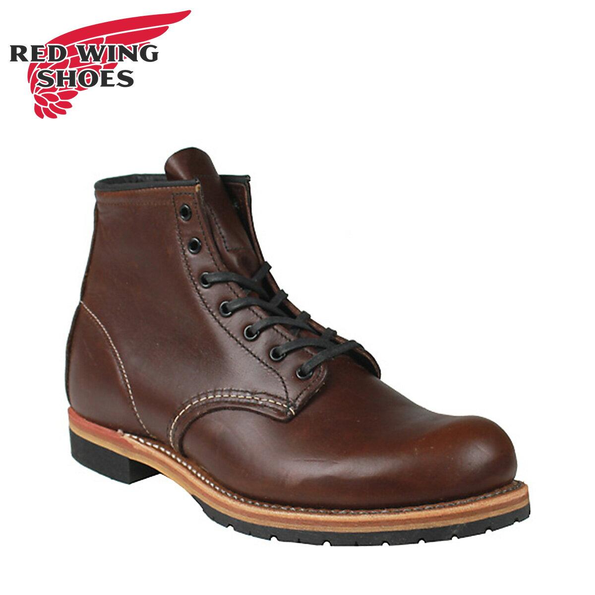 レッドウィング RED WING ベックマン ブーツ BECKMAN ROUND ラウンド トゥ Dワイズ 9016 レッドウイング ワークブーツ メンズ