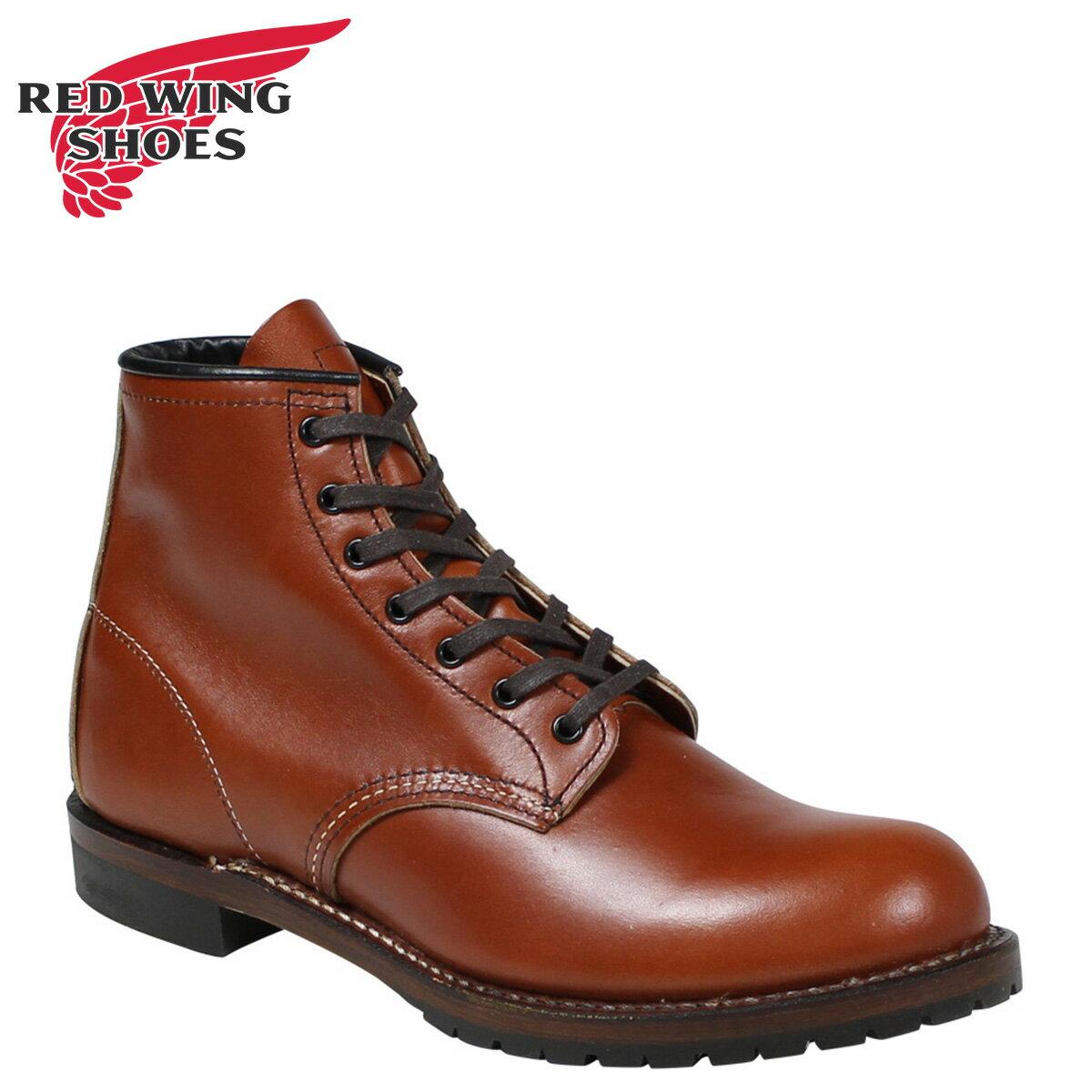 レッドウィング RED WING ベックマン ブーツ BECKMAN ROUND ラウンドトゥ Dワイズ 9022 レッドウイング メンズ