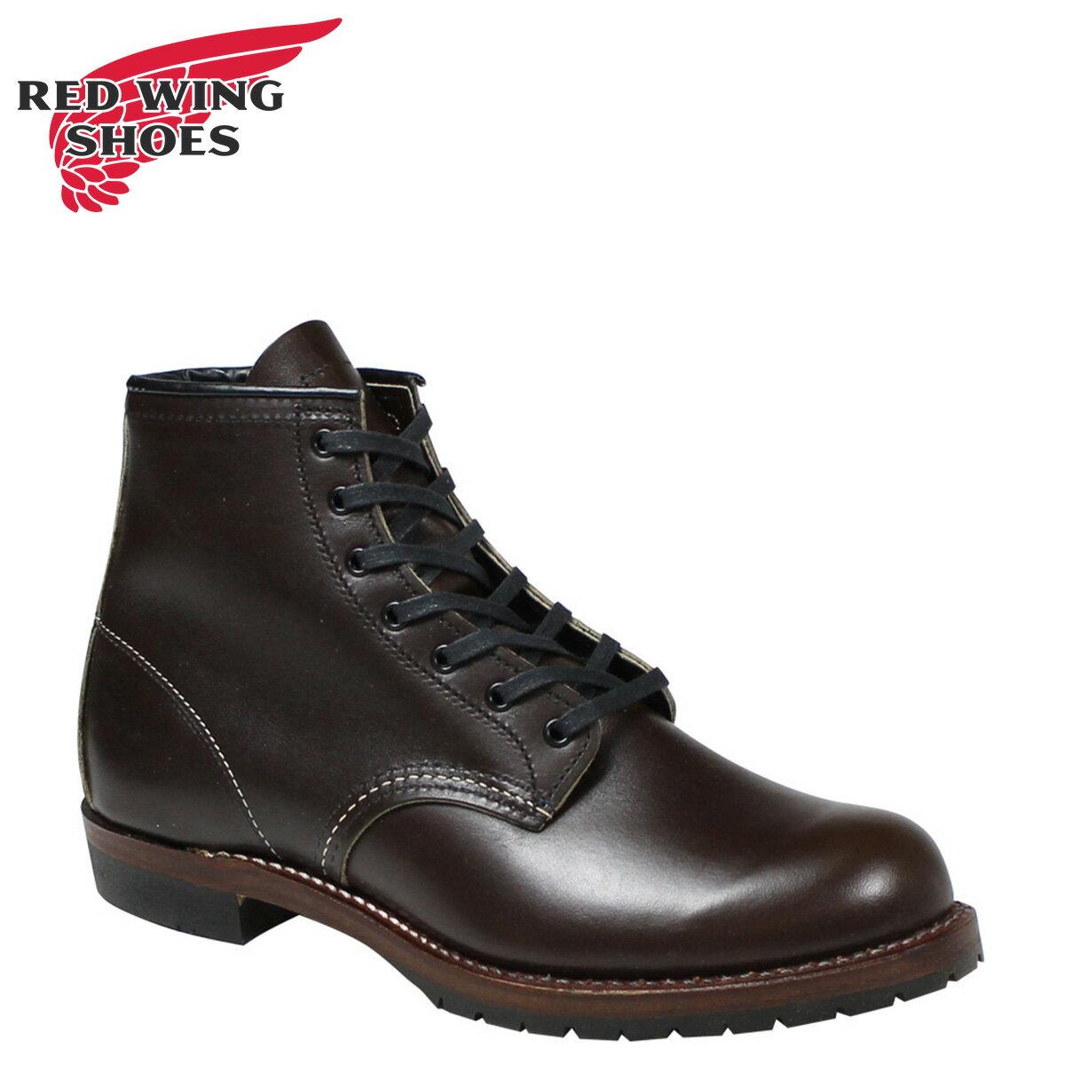 レッドウィング RED WING ベックマン ブーツ BECKMAN ROUND ラウンドトゥ Dワイズ 9023 レッドウイング メンズ