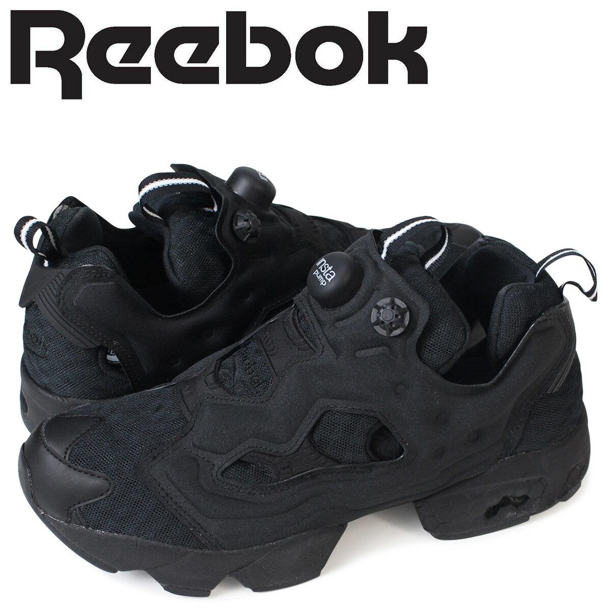 リーボック ポンプフューリー スニーカー Reebok INSTAPUMP FURY OG CC BS6050 メンズ レディース 靴 ブラック