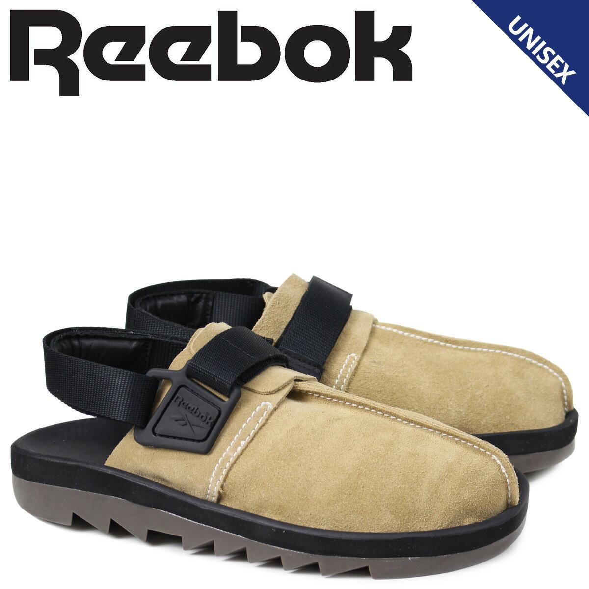 リーボック ビートニック レディース メンズ サンダル Reebok BEATNIK CN3731 ブラウン [3/16 新入荷]