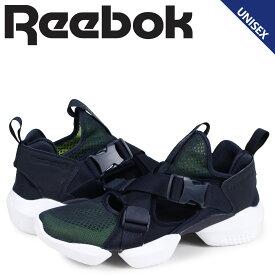 リーボック Reebok オーパス ストラップ スニーカー レディース メンズ 3D OP S-STRP ネイビー CN7916