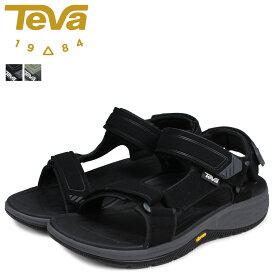 Teva テバ サンダル ストラータ ユニバーサル メンズ STRATA UNIVERSAL ブラック オリーブ 黒 1099445