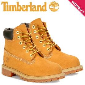 ティンバーランド Timberland ブーツ 6インチ プレミアム レディース WOMENS 6INCH PREMIUM BOOT Wワイズ 防水 ウィート 10361
