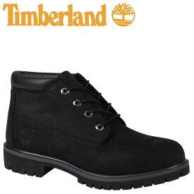 【最大2000円OFFクーポン】 ティンバーランド ブーツ チャッカ メンズ Timberland ICON WATERPROOF CHUKKA 32085 Mワイズ 防水 ブラック