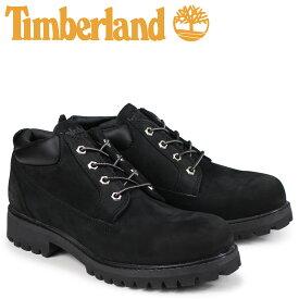 【最大2000円OFFクーポン】 ティンバーランド ブーツ メンズ Timberland オックスフォード CLASSIC OXFORD WATERPLOOF BOOTS 73537 Wワイズ クラシック ブラック 防水