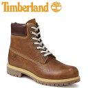 ティンバーランド 6インチ メンズ Timberland ブーツ プレミアム 6inch PREMIUM BOOT A17LP Wワイズ 防水 ブラウン [S1...