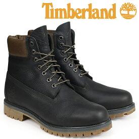 【最大2000円OFFクーポン】 ティンバーランド ブーツ メンズ 6インチ Timberland HERITAGE 6-INCH PREMIUM BOOTS A1R1A Wワイズ ダークグレー