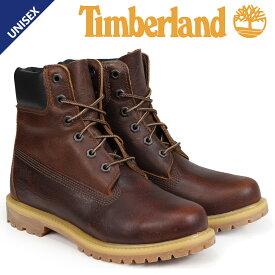 【最大2000円OFFクーポン】 ティンバーランド Timberland ブーツ 6インチ メンズ レディース 6-INCH PREMIUM BOOTS Wワイズ ブラウン A1TLM