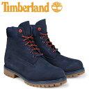ティンバーランド Timberland ブーツ メンズ 6インチ 6-INCH PREMIUM BOOTS A1U7X Wワイズ ネイビー