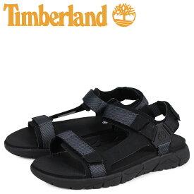 【最大2000円OFFクーポン】 ティンバーランド Timberland サンダル スポーツサンダル メンズ WINDHAM TRAIL SANDAL ブラック 黒 0A1V3O