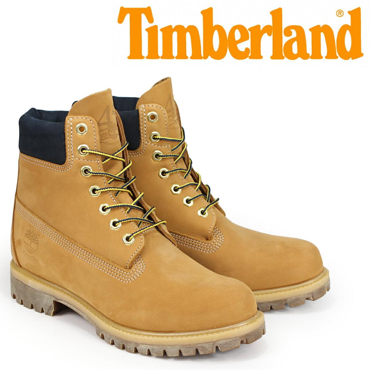 【最大2000円OFFクーポン】 ティンバーランド Timberland ブーツ 6インチ メンズ 6-INCH WATERPROOF PREMIUM BOOTS Wワイズ ウィート A1VXW [3/19 追加入荷]