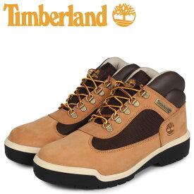 【最大600円クーポン】 ティンバーランド Timberland ブーツ フィールドブーツ メンズ ウォータープルーフ FIELD BOOT F/L WATERPROOF ベージュ A1XP5