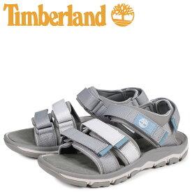 ティンバーランド Timberland サンダル スポーツサンダル メンズ ROSLINDALE SANDAL グレー A1ZSQ