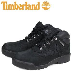 【最大1000円OFFクーポン】 ティンバーランド Timberland フィールド ブーツ メンズ FIELD BOOT F/L WATERPROOF Mワイズ 防水 ブラック 黒 A1A12