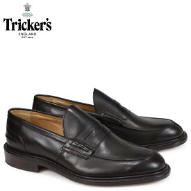 トリッカーズ Trickers ローファー シューズ JAMES 5ワイズ メンズ ブラウン 3227