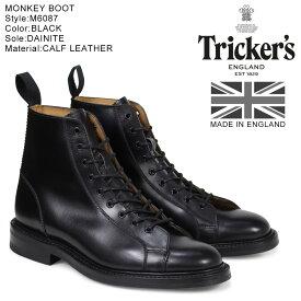 トリッカーズ Trickers モンキーブーツ MONKEY BOOT M6087 5ワイズ メンズ