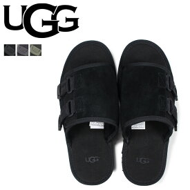 【最大2000円OFFクーポン】 UGG アグ サンダル デューン スライド メンズ MENS DUNE SLIDE SANDAL ブラック グレー グリーン 1099752