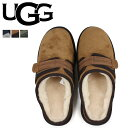 【決算SALE】 UGG アグ スリッポン サンダル スリッパ デューン メンズ スエード DUNE SLIP-ON 1102871