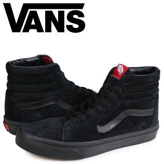 VANS vans SK8-HI sneakers men station wagons skating high black VN000D5IBKA [load planned Shinnyu load in reservation product 1/12 containing]