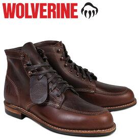 ウルヴァリン WOLVERINE 1000マイル ブーツ 1000MILE ワークブーツ COURTLAND BOOT Dワイズ W00278 ブラウン