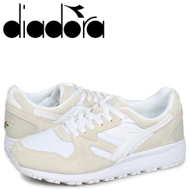 ディアドラ Diadora ニュートラ 9002 スニーカー メンズ N9002 ホワイト 白 173073-1880 [10/25 新入荷]