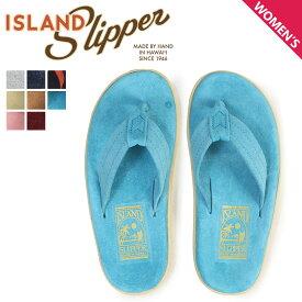 アイランドスリッパ ISLAND SLIPPER サンダル トングサンダル ビーチサンダル レディース スエード CLASSIC SUEDE PT203