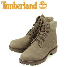 ティンバーランド Timberland ブーツ 6インチ ウォータープルーフ メンズ 6INCH WATERPROOF BOOTS オリーブ A24W3
